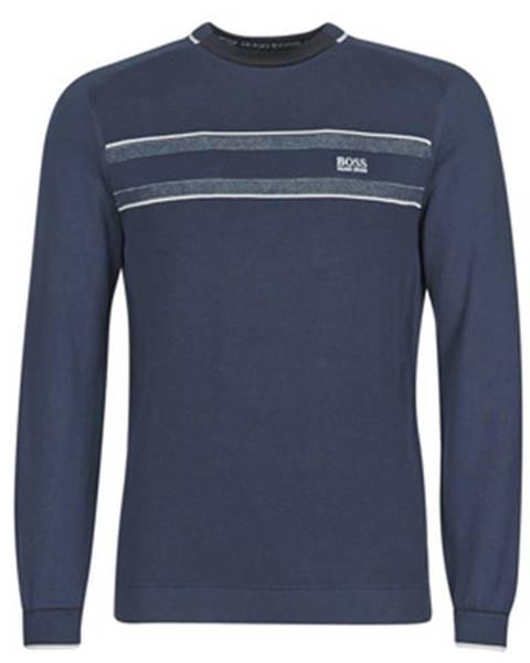 Modrý sveter BOSS