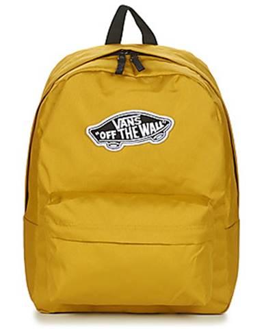 Žltý batoh Vans