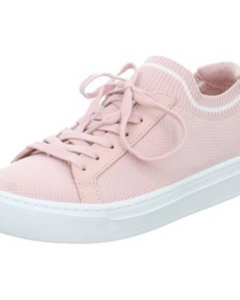 Ružové topánky Lacoste