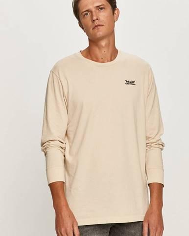 Béžové tričko Levi's