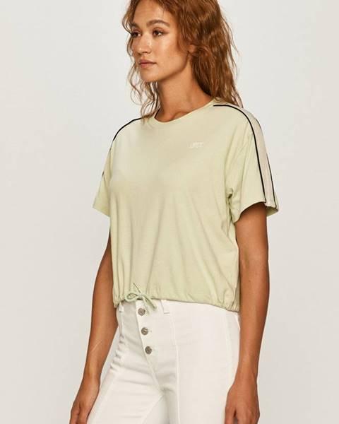 Zelené tričko Levi's