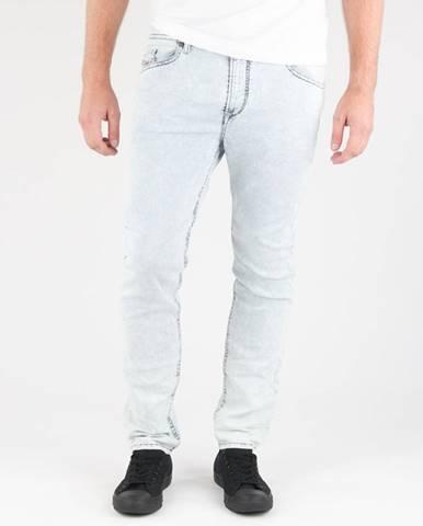 Biele nohavice Diesel