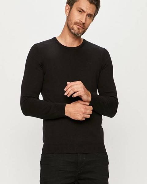 Čierny sveter S.Oliver