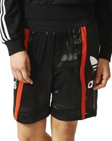 Viacfarebné šortky adidas