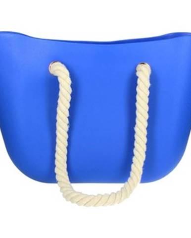 Modrá kabelka Fornarina