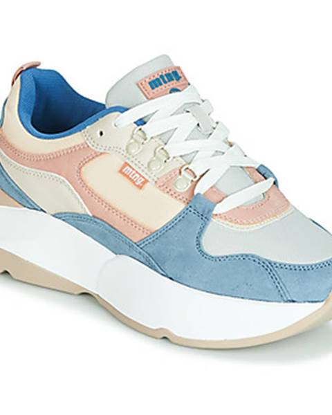 Modré tenisky MTNG