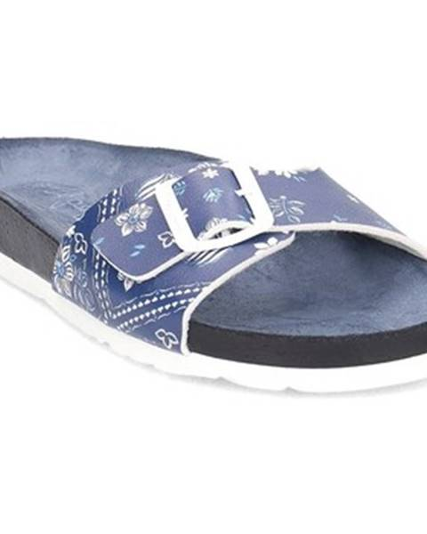 Viacfarebné sandále Pepe jeans