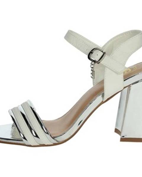 Viacfarebné sandále Laura Biagiotti