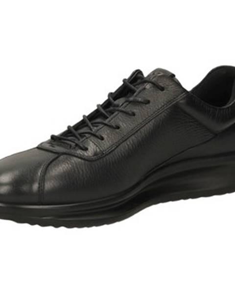 Čierne tenisky Ecco