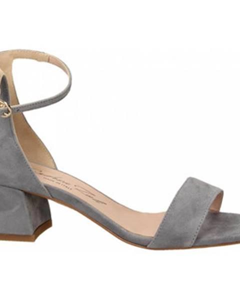 Biele sandále Andrea Zali
