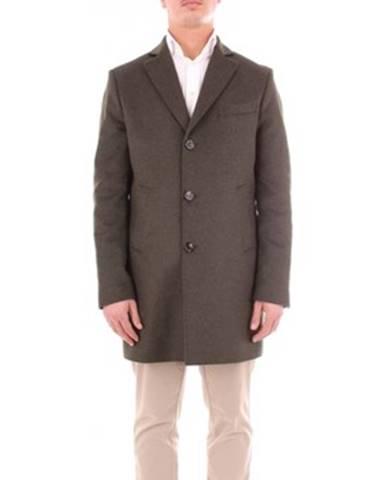 Zelený kabát Alessandro Dell'acqua