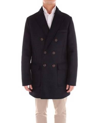 Modrý kabát Ero
