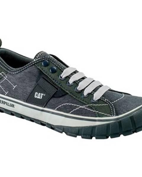 Zelené topánky Caterpillar