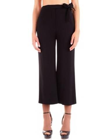Čierne nohavice Fabiana Ferri