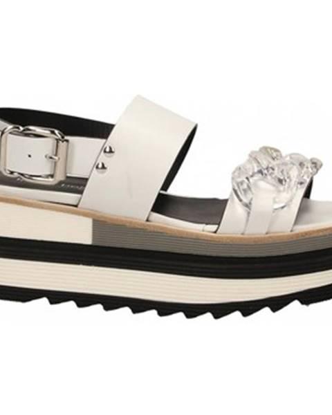 Viacfarebné sandále Laura Bellariva