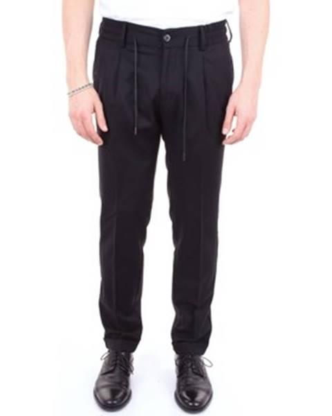 Čierne nohavice Michael Coal