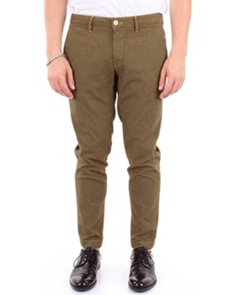 Viacfarebné nohavice Cruna