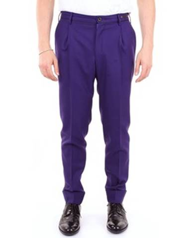 Fialové nohavice Pto5