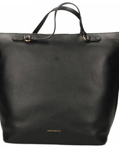 Čierna kabelka Coccinelle