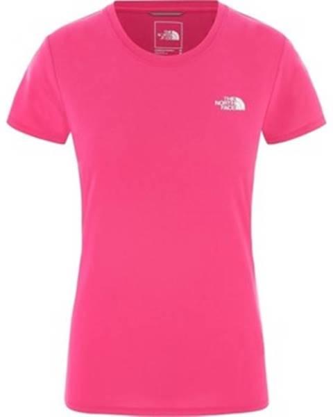 Ružové tričko The North Face