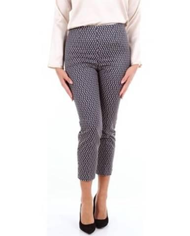 Viacfarebné nohavice Cappellini