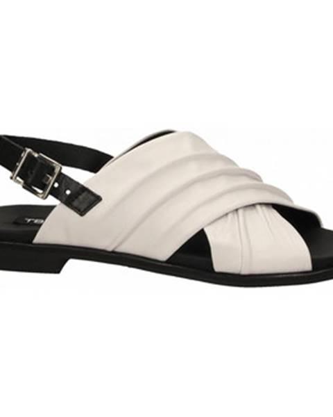 Viacfarebné sandále Tosca Blu