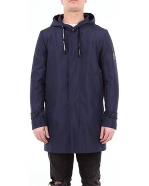 Modrý kabát Alessandro Dell'acqua