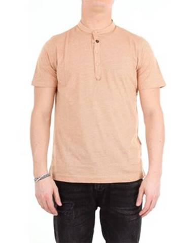 Béžové tričko Heritage