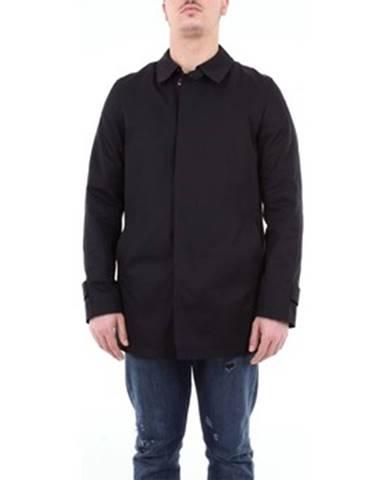 Čierny kabát Merchant   Barkers
