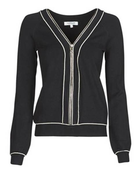 Čierny sveter Morgan