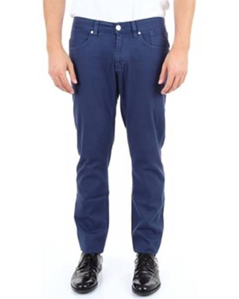 Modré nohavice Jeckerson