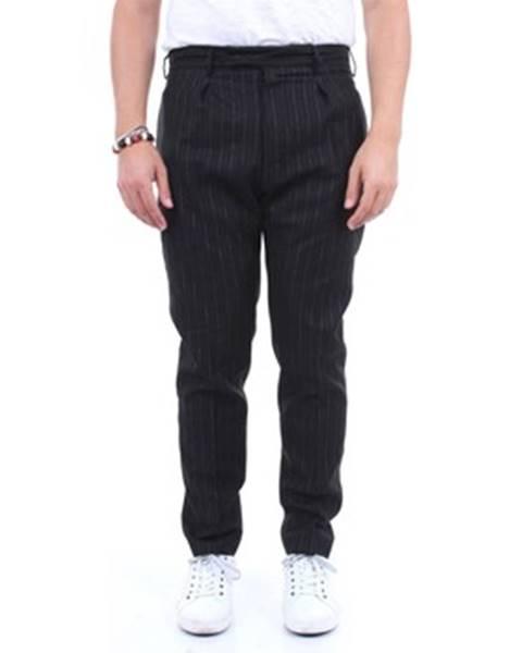 Čierne nohavice Pt Torino