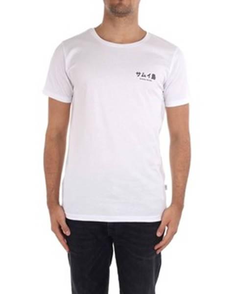 Biele tričko Ko Samui Tailors