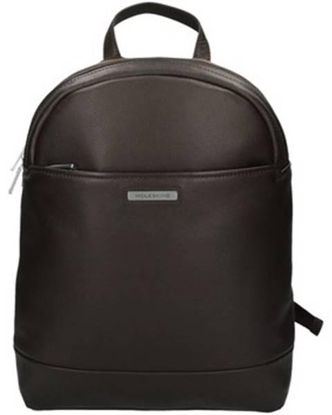 Hnedý batoh Moleskine