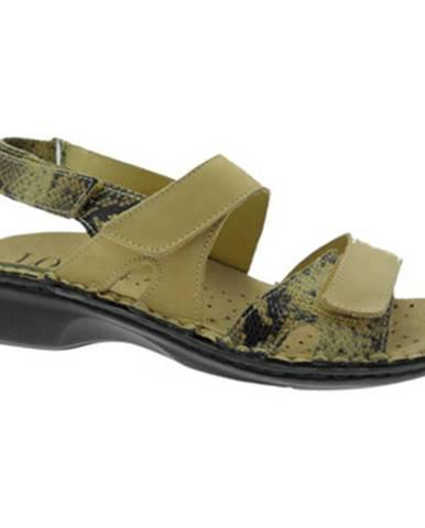 Sandále, žabky Calzaturificio Loren