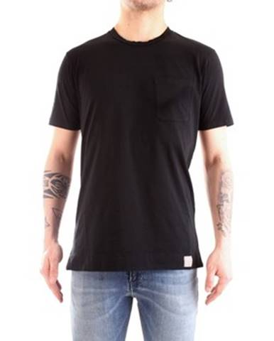 Čierne tričko Daniele Fiesoli