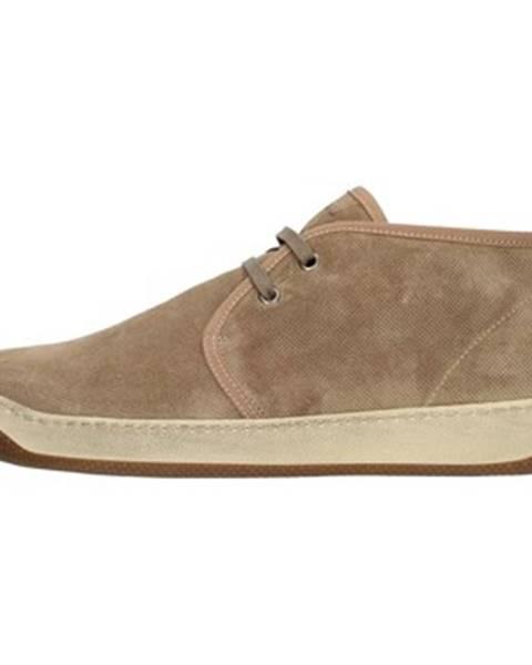 Béžové topánky Frau