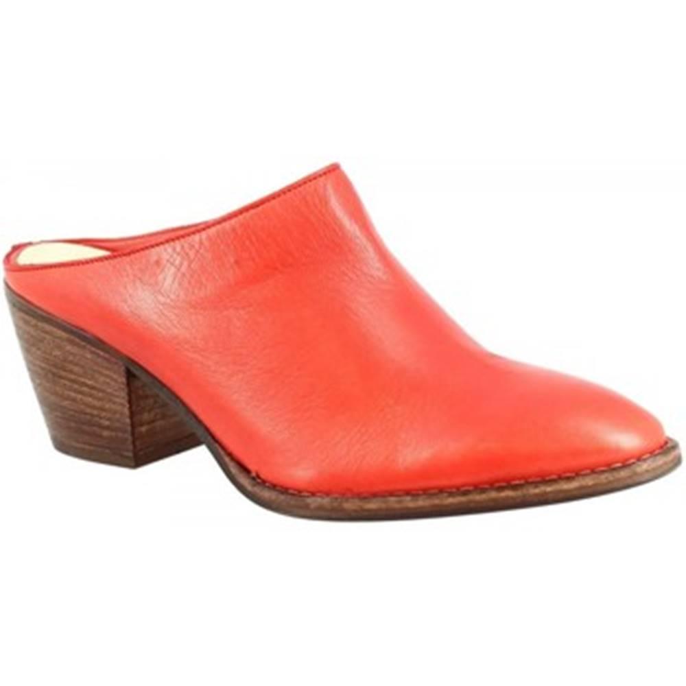 Leonardo Shoes Nazuvky  Z161 AMERICA ROSSO