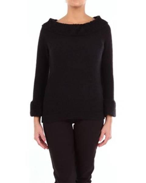Čierny sveter Blumarine