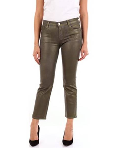 Zelené nohavice J Brand