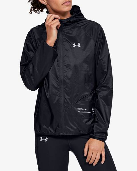 Čierna bunda Under Armour