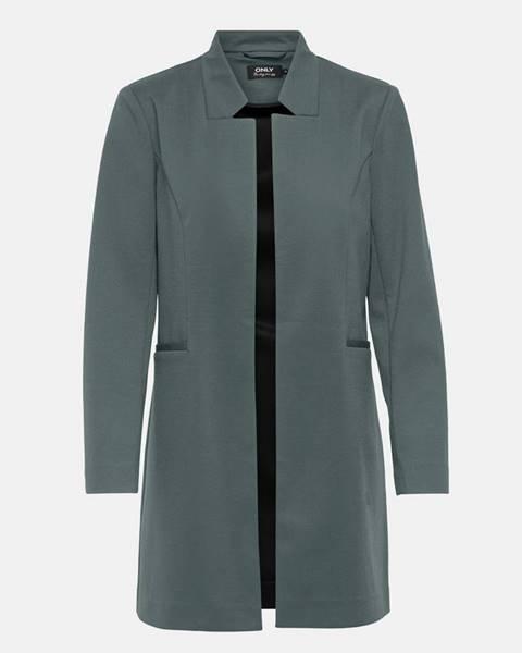 Zelený kabát Only