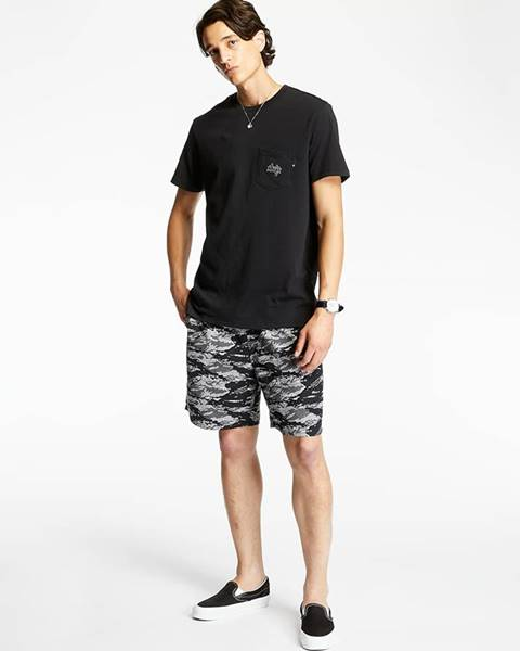 Čierne tričko HUF