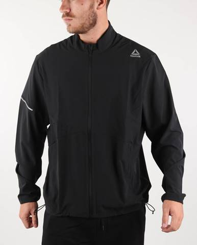 Čierna bunda Reebok