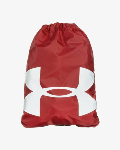 Červený batoh Under Armour