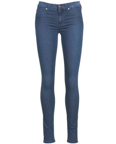 Džínsy Slim 7 for all Mankind  SKINNY DENIM DELIGHT