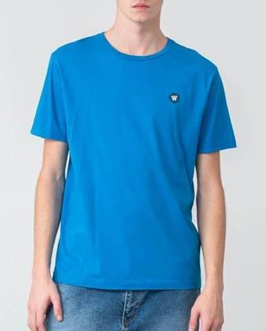 Modré tričko WOOD WOOD