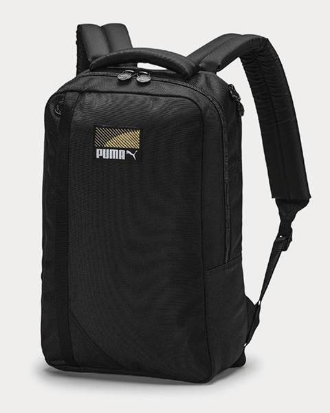 Ruksak Puma RSX Backpack Black Čierna