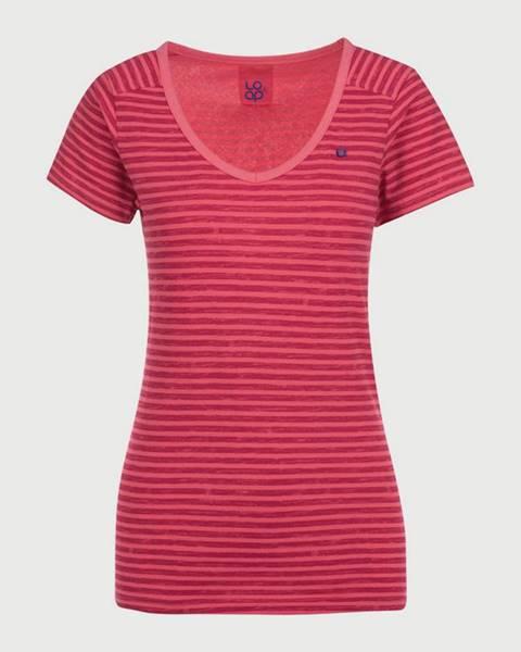 Tričko  Bernice Růžová