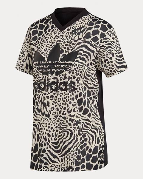 Tričko  Aop T-Shirt Farebná